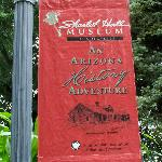 Museum Sign Post