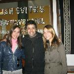 My Daughters with Luis Tedesco, owner