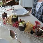 dessert mmm mmm good