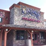 Montana's Cookhouse with Friends