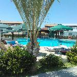 The main pool again.