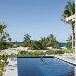 Beach Front Casita Suites with Private Pool