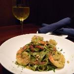 Shrimp Fettucini - Part of 3-Crouse Special Only $15.95!