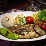 "daurade ""fresh fish"""