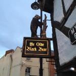 Foto di Ye Old Black Bear Inn