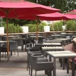 Zink Outdoor Dining