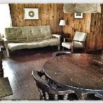 Cottage #1 (Living Room)