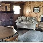 Cottage #3 (Living Room)