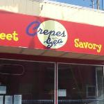 Crepes by the Sea storefront