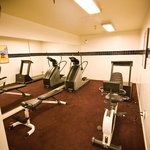 Gym On-Site at the RiverPointe Napa Valley Resort