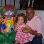 clown at smugglers