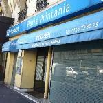 Hipotel Paris Printania Foto