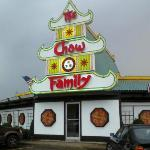Chow Family Restaurant Front