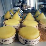 Gran surtido de quesos artesanos