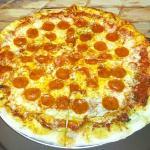 "18 "" Pepperoni Pizza"