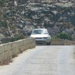 A typical side road in Gozo