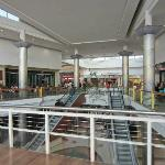 Inside Cresta Shopping Centre