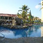 piscina lugar de actividades