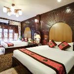 Aquarius Hanoi Hotel Photo
