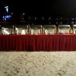 Beach Dinning