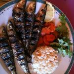 Sardines grillées !