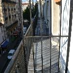 the balconetter