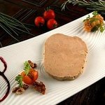 Terrine de foie gras mi-cuit