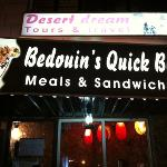 Bedouin Quick Bite