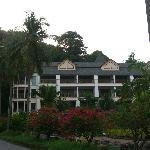 Deluxe Hotel - garden view