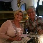 My fabulous parents in law - 40 years together!