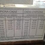bus schedule! so hard to find