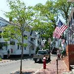 Edgar Town - plus Formelle et snob qu'Oak Bluffs