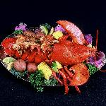 Blackened Lobster