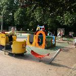 toddlers play area