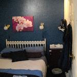 Zimmer ensuite im Hinterhaus mit separatem Eingang