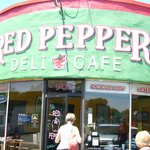 ‪Red Pepper Deli Cafe‬