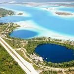 Laguna de Bacalar - Cenote Azul