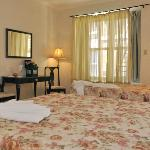 Two Queen Size Beds with Private Bathroom