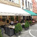 't Eetablissement  Restaurant - Bruges, Belgium