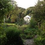 Heron Cafe Garden