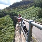 Cycling - Glenogle to Lochearnhead thanks to Ring of Breadalbane Explorer!
