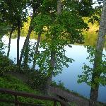 Lake at Pocono Palace