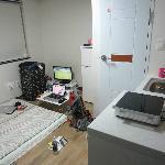 Typical suite. Cozy :)