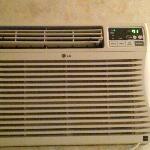 remote control LG air conditioner