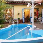 Hostal Casa Yohn - Vista de la piscina
