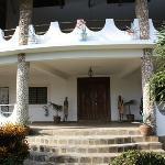 l'ingresso di jambo house
