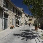 Street in Menerbes