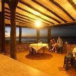 restaurante vista mar