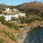 Hotel Aneroussa et ses plages