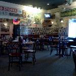 Pickles main dinning room
